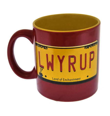 LWYRUP Licence Plate Better Call Saul - XL Breaking Bad  Mug