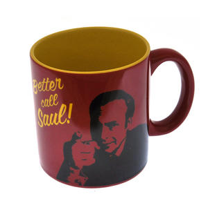 LWYRUP Licence Plate Better Call Saul - XL Breaking Bad  Mug Thumbnail 3