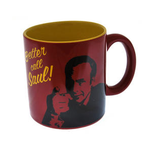LWYRUP Licence Plate Better Call Saul - XL Breaking Bad  Mug Thumbnail 4
