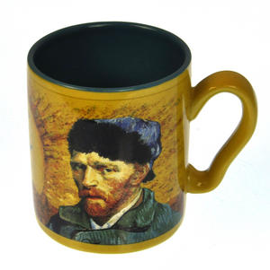 Vincent Van Gogh Disappearing Ear Heat Change Mug Thumbnail 2