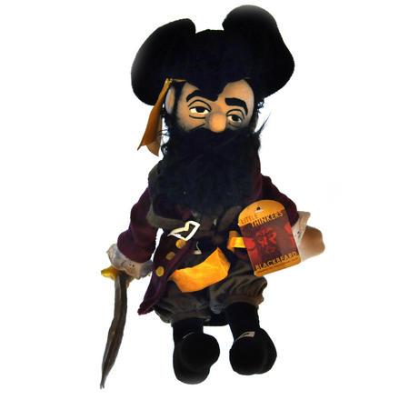 Blackbeard Soft Toy - Little Thinkers Doll
