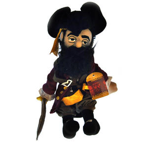 Blackbeard Soft Toy - Little Thinkers Doll