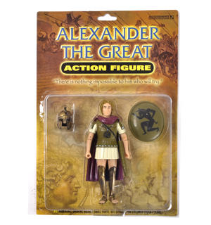 Alexander the Great Action Figure Thumbnail 1