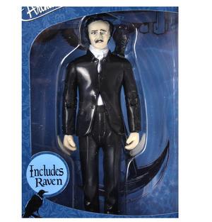 Edgar Allan Poe  Action Figure Thumbnail 2