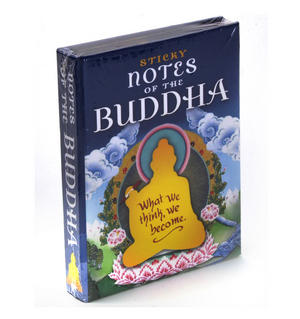 Buddha Sticky Notes Thumbnail 1