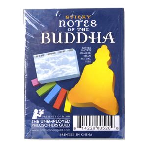 Buddha Sticky Notes Thumbnail 3