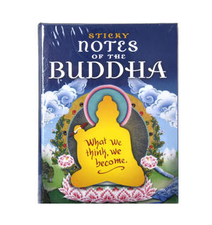 Buddha Sticky Notes Thumbnail 4