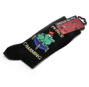 Prince Charming Frog Prince Socks  Thumbnail 2
