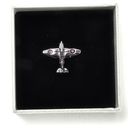 Spitfire Lapel / Tie Pin