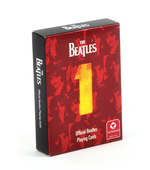 The Beatles No. 1 Apple Records Archive Official Playing Cards Thumbnail 1