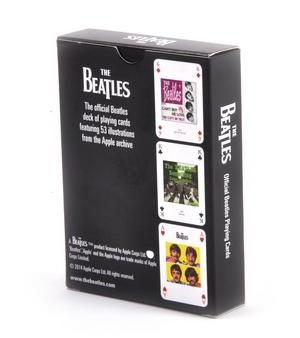 The Beatles No. 1 Apple Records Archive Official Playing Cards Thumbnail 2