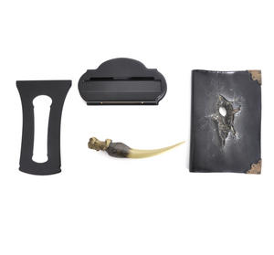 Harry Potter Replica Basilisk Fang and Tom Riddles Diary Noble Collection Thumbnail 4