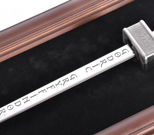 Harry Potter Replica Godric Gryffindor Sword Noble Collection Thumbnail 3