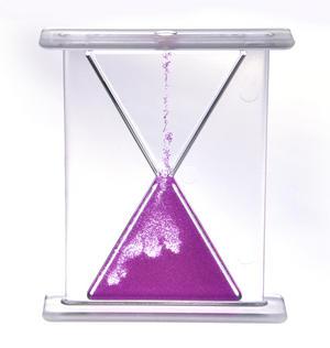 Techno Purple Paradox - Watch the Purple Particles Defy Gravity Thumbnail 1