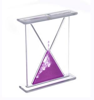 Techno Purple Paradox - Watch the Purple Particles Defy Gravity Thumbnail 3