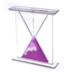 Techno Purple Paradox - Watch the Purple Particles Defy Gravity Thumbnail 4