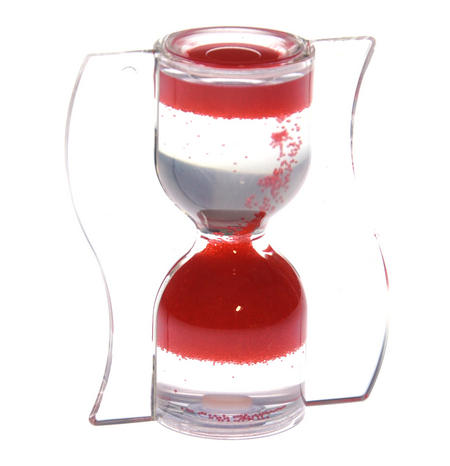 Red Tango Paradox  - Watch the Red Bubbles Defy Gravity