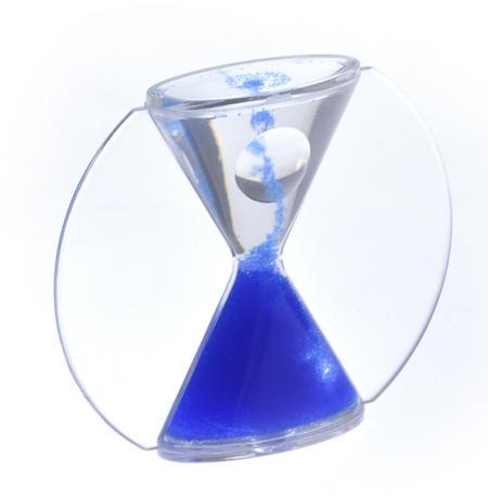 Blue Soul Paradox - Watch the Blue Bubbles Defy Gravity