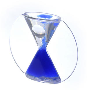 Blue Soul Paradox - Watch the Blue Bubbles Defy Gravity Thumbnail 2