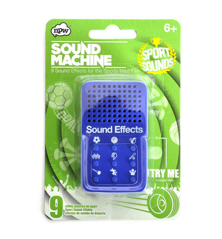 Sports Sounds - Sound Effects Machine