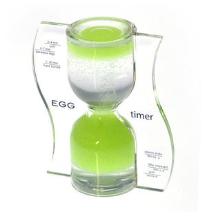 Paradox Green Egg Timer - Watch the Purple Bubbles Defy Gravity Thumbnail 2