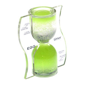 Paradox Green Egg Timer - Watch the Purple Bubbles Defy Gravity Thumbnail 4