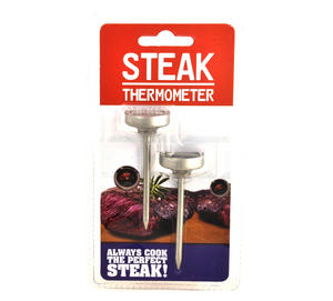 Steak Thermometer - Perfect Beef Every Time! Thumbnail 1