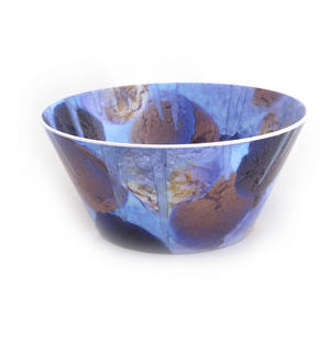 Ice Cream - Coffee & Vanilla - 15cm Diameter Melamine Bowl Thumbnail 2