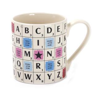 Scrabble Mug Thumbnail 1