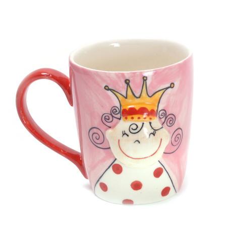3D Princess Mug