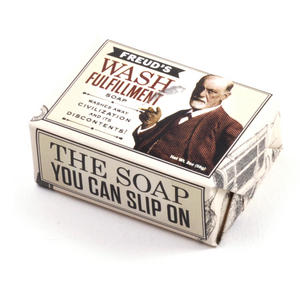Sigmund Freud Soap - Freud's Wash Fulfilment Thumbnail 2