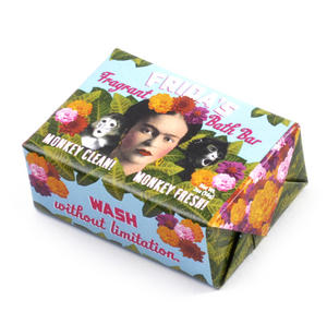 Frida Kahlo Soap - Frida's Fragrant Bath Bar Thumbnail 2