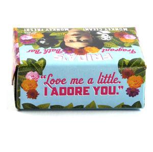 Frida Kahlo Soap - Frida's Fragrant Bath Bar Thumbnail 3