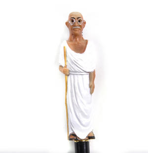 Mahatma Ghandi Pen - For Religious Writing Thumbnail 1