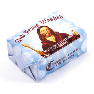 Jesus Soap - And Jesus Washed Soap Thumbnail 2