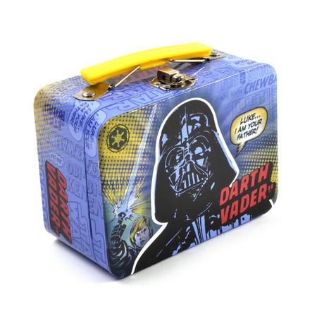 Star Wars Darth Vader Mini Storage Box
