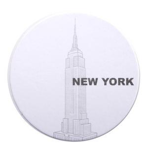 New York City Map - Map Coasters Thumbnail 2