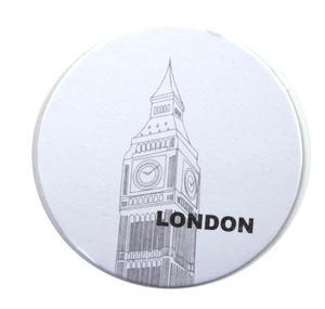 London Map - Map Coasters Thumbnail 2