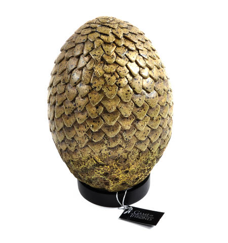 Viserion Dragon Egg - The Game of Thrones Replica