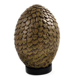 Viserion Dragon Egg - The Game of Thrones Replica Thumbnail 2