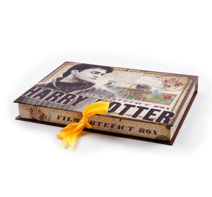 Harry Potter Film Artefact Box - A Trove of Replica Harry Potter Documents and Keepsakes Thumbnail 2