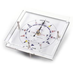 Standing Flag Dial Tide Clock 150mm x 150mm TC 150 C -ACR Thumbnail 4
