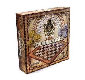 Harry Potter Gringotts Bank Checkers Set Thumbnail 6