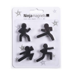 Ninja Fridge Magnets Thumbnail 1