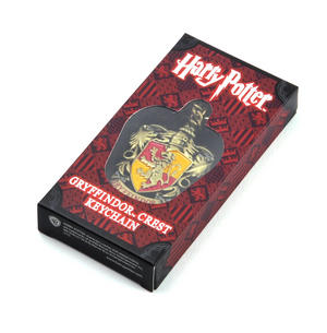 Harry Potter Gryffindor Crest Keychain Noble Collection Thumbnail 3