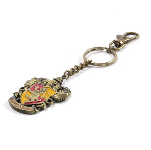 Harry Potter Gryffindor Crest Keychain Noble Collection Thumbnail 4