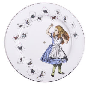 Alice in Wonderland Two Tier Cake Stand Thumbnail 5
