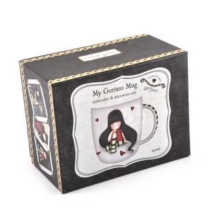 Gorjuss Mug  - The Collector in Gift Box Thumbnail 3