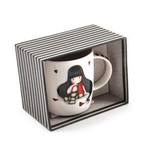 Gorjuss Mug  - The Collector in Gift Box Thumbnail 4