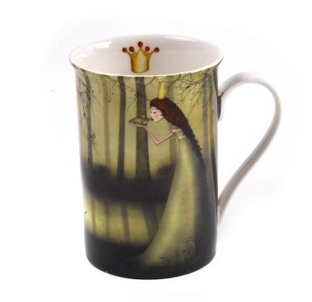 Santoro Tall Mug  - The Frog Prince in Gift Box